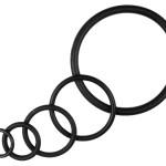 O'rings de viton